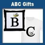 Alphabet T-shirts & Toddler Gifts