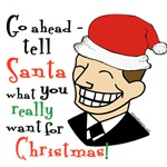 Snarky Santa T-shirts and Tees