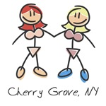Gay Cherry Grove Souvenir T-shirts and Gifts