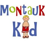 Montauk Kid Tshirts, Gifts