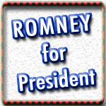 Mitt Romney T-shirts, Signs, Buttons