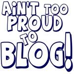 Tshirts for Bloggers, I Blog T-shirt