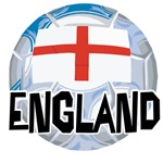 England Soccer T-shirts, Merch, Gear