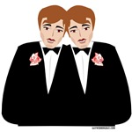 Gay Wedding Favors, Shirts, Gift Ideas