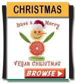 Vegan Christmas T-shirts and Gifts