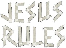 Jesus Rules