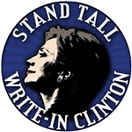 Write-in Clinton
