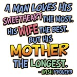 How a Man Loves His Mom