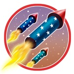 Flying Firecrackers July 4th T-Shirts & Gifts