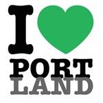 I Heart Portland