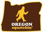 Oregon Squatchin