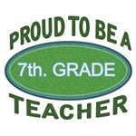 Proud 7th. Teacher