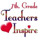 7th. Grade Teachers Inspire