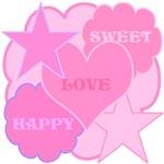 OYOOS Stars Heart design