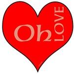 OYOOS Heart Oh Love design