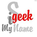OYOOS My Name is Geek design