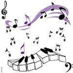 OYOOS Piano notes design