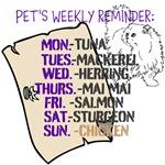 OYOOS Cat Weekly design