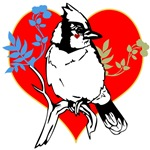 OYOOS Bird Heart Tear design
