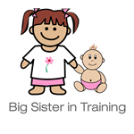 For Big Sisters-to-be