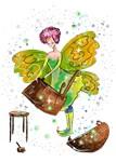 Fala the Furniture Fairy