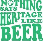 Heritage of beer