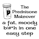 Prednisone Make Over