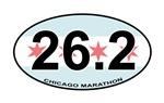 Chicago Marathon Oval