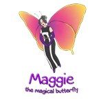 Maggie the Magical Butterfly
