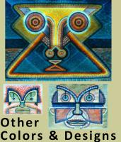 Ethnographic Mask