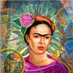 Frida Kahlo Circles