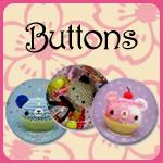 Amigurumi Kingdom Buttons