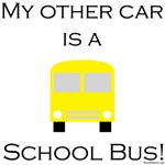 My other car is a School Bus!