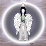 Dark Haired Angel