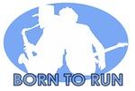 Born to run white