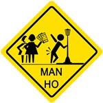 Man Ho Yield Sign