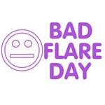Bad Flare Day Sad Face