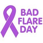 Purple Ribbon/Bad Flare Day