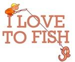 I Love To Fish