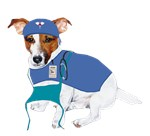 JRT Humor, Doctor Dog