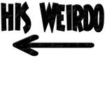 His Weirdo