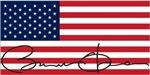 Obama Flag Signature