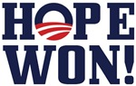 Hope Won! (Obama)