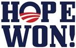Hope Won! (Obama)