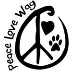 Peace Love Wag