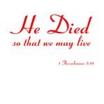 He Died
