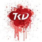 TKD Splatter Red