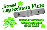 Special Leprechaun Flute