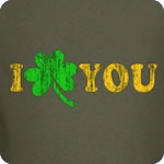 I Shamrock You T-Shirt