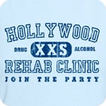 Hollywood Celebrity Rehab T-Shirt